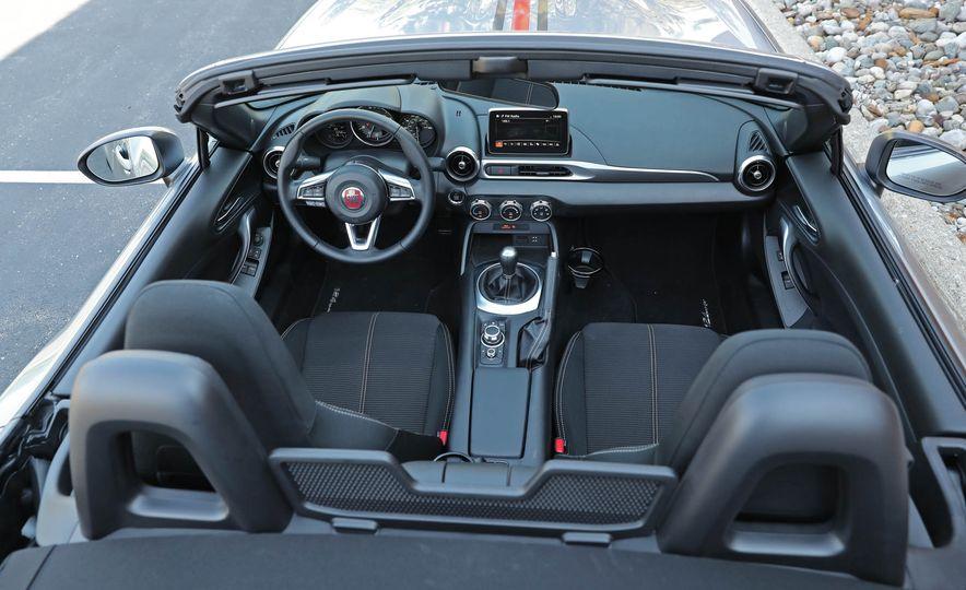 2017 Fiat 124 Spider - Slide 44