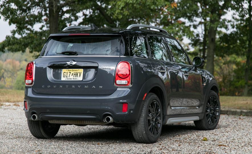 2017 Mini Cooper S Countryman All4 - Slide 6