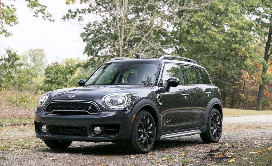 2017 Mini Cooper S Countryman All4 - Slide 13