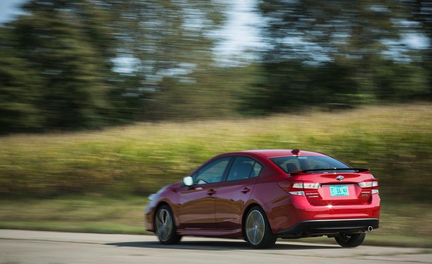 2017 Subaru Impreza - Slide 5