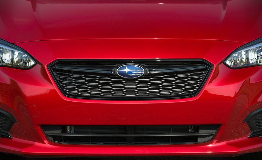 2017 Subaru Impreza - Slide 15