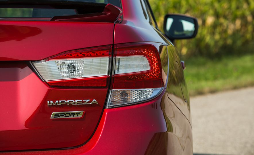 2017 Subaru Impreza - Slide 21