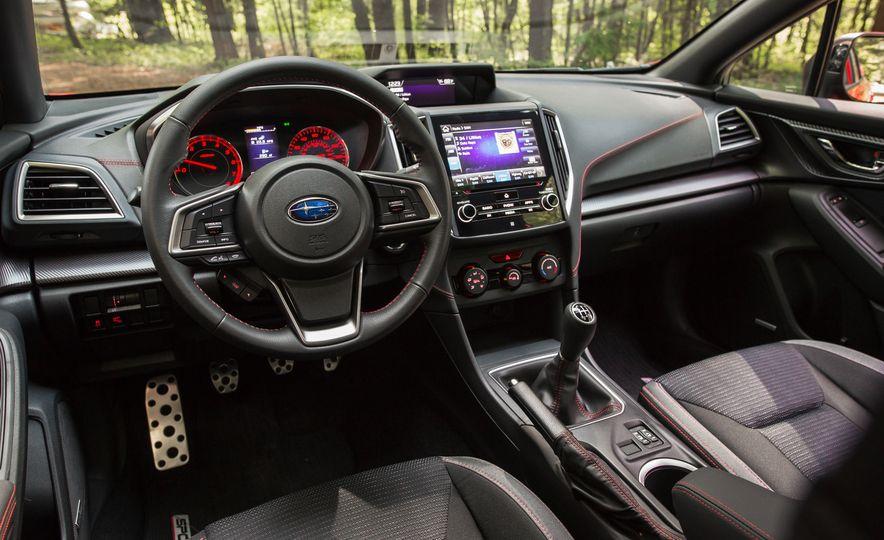 2017 Subaru Impreza - Slide 25
