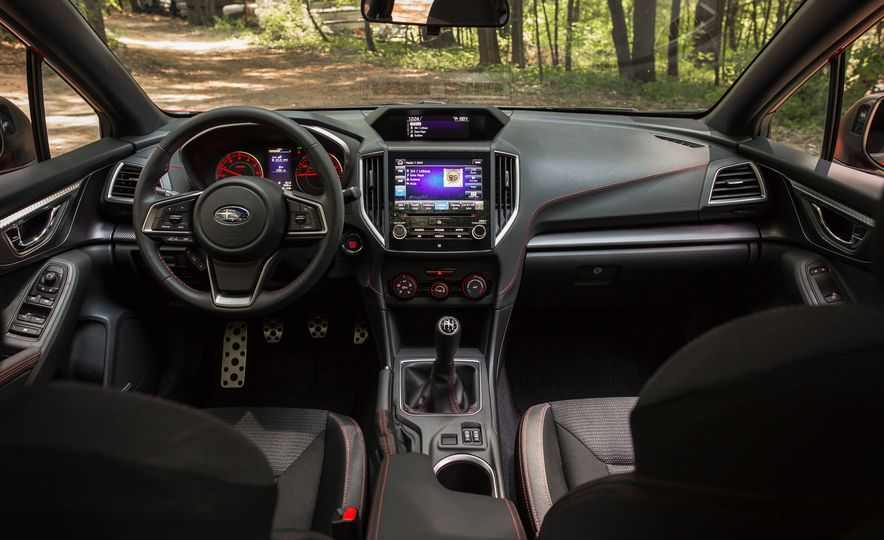 2017 Subaru Impreza - Slide 26
