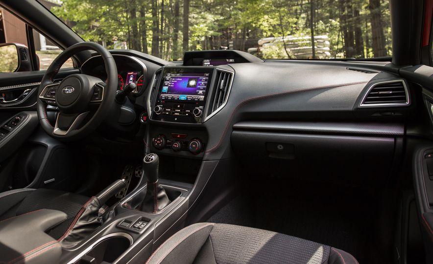 2017 Subaru Impreza - Slide 27