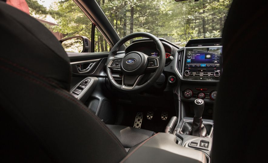 2017 Subaru Impreza - Slide 34
