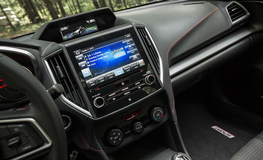 2017 Subaru Impreza - Slide 39