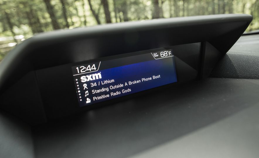 2017 Subaru Impreza - Slide 44