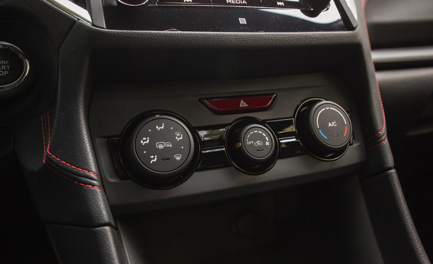 2017 Subaru Impreza - Slide 47