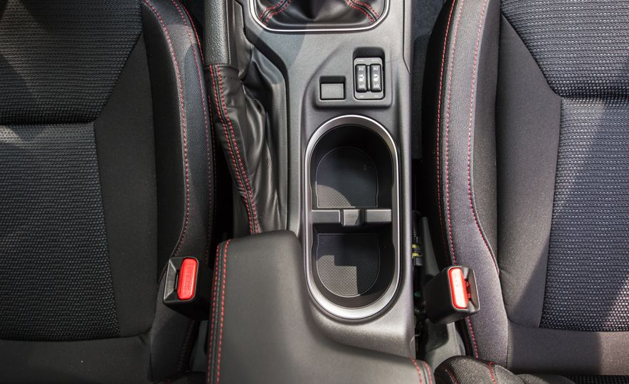 2017 Subaru Impreza - Slide 50
