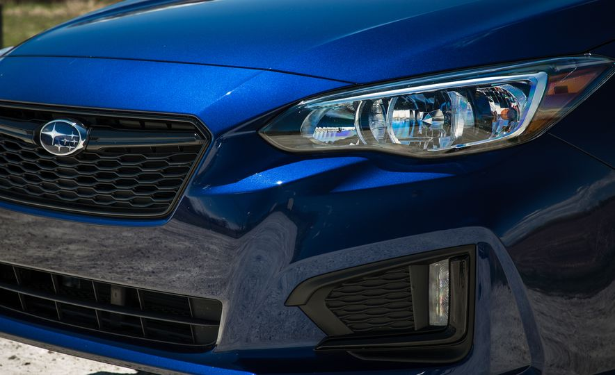 2017 Subaru Impreza - Slide 77
