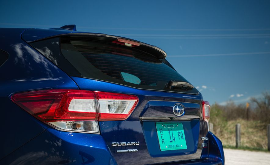 2017 Subaru Impreza - Slide 80
