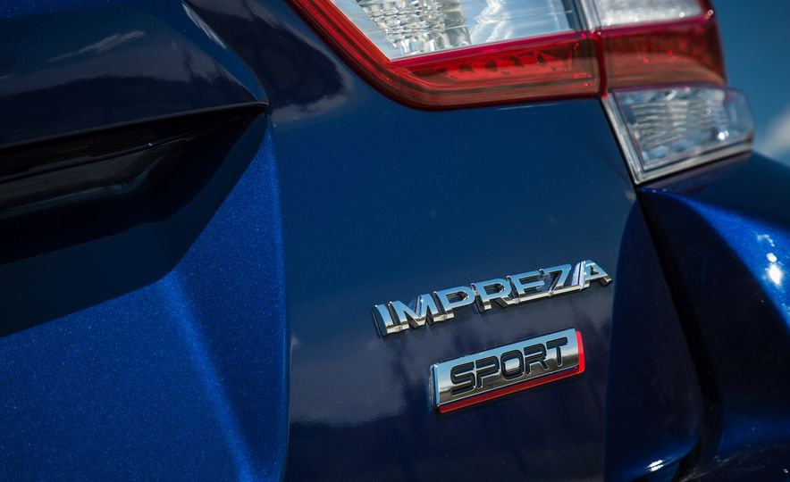 2017 Subaru Impreza - Slide 83