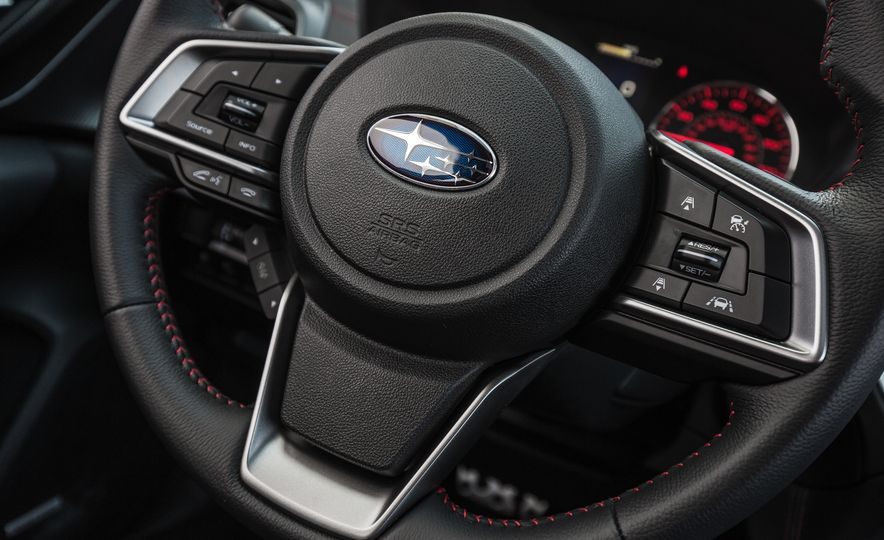 2017 Subaru Impreza - Slide 95