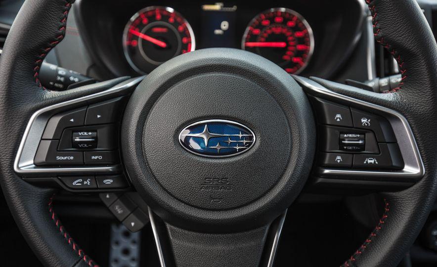 2017 Subaru Impreza - Slide 96