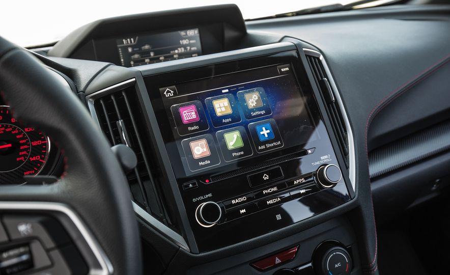 2017 Subaru Impreza - Slide 100