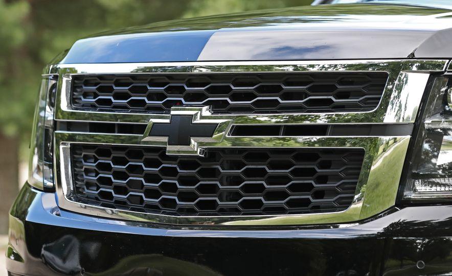 2017 Chevrolet Tahoe Z71 - Slide 19