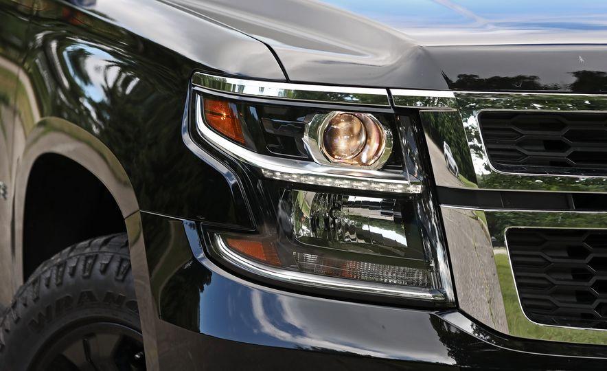 2017 Chevrolet Tahoe Z71 - Slide 20