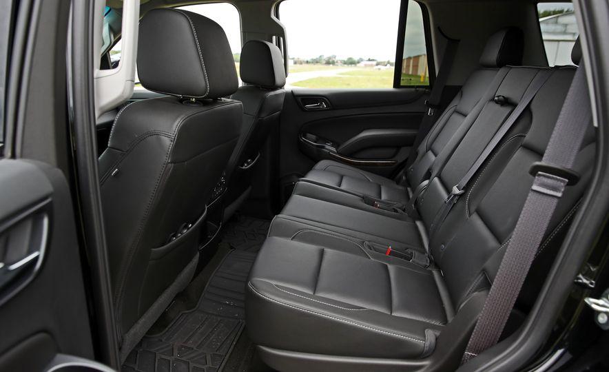 2017 Chevrolet Tahoe Z71 - Slide 30