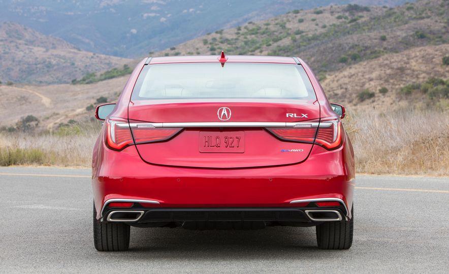 2018 Acura RLX Sport SH-AWD hybrid - Slide 27