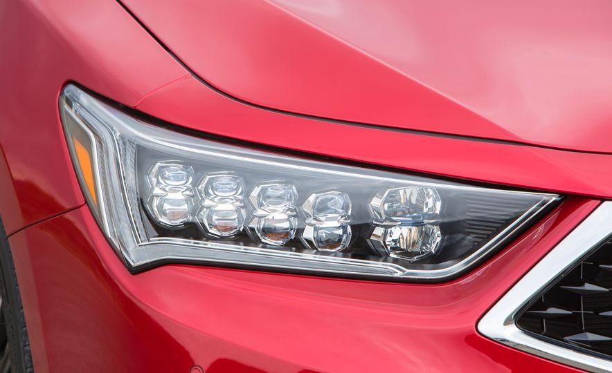 2018 Acura RLX Sport SH-AWD hybrid - Slide 29