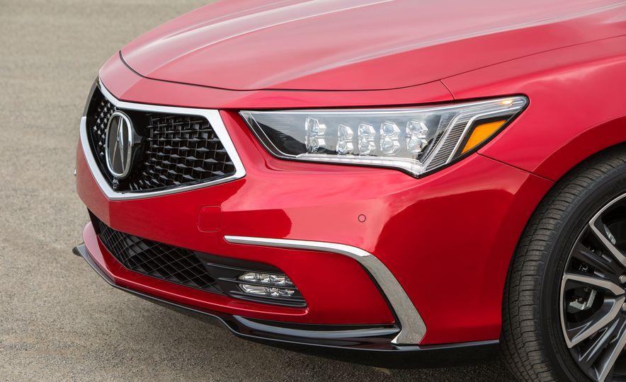 2018 Acura RLX Sport SH-AWD hybrid - Slide 33
