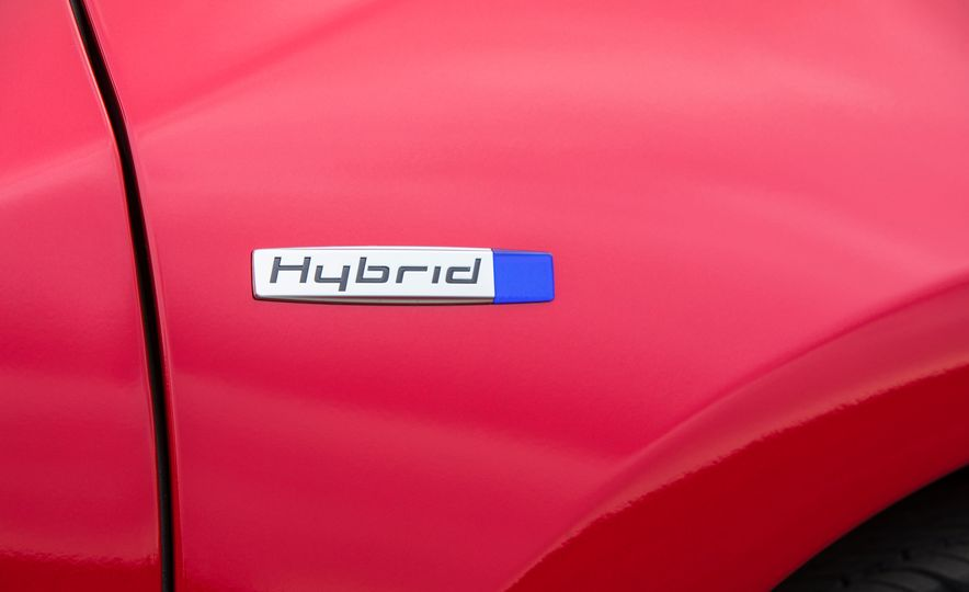 2018 Acura RLX Sport SH-AWD hybrid - Slide 35