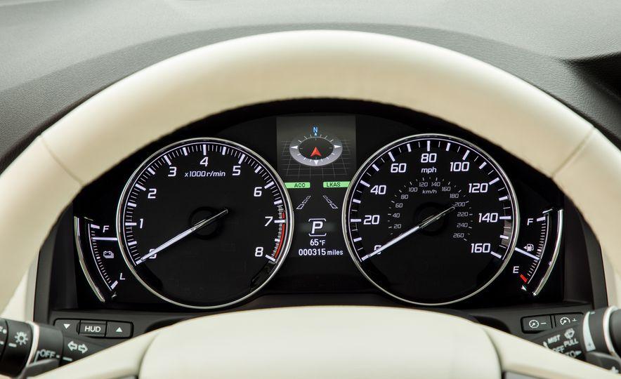 2018 Acura RLX Sport SH-AWD hybrid - Slide 46