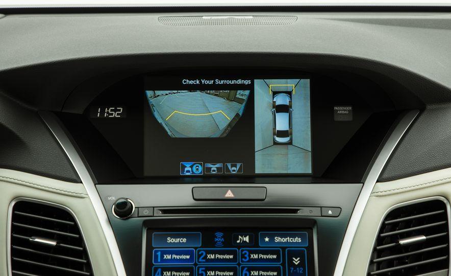 2018 Acura RLX Sport SH-AWD hybrid - Slide 53