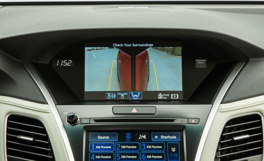 2018 Acura RLX Sport SH-AWD hybrid - Slide 54