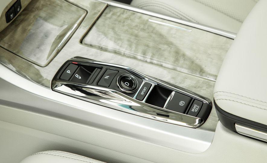 2018 Acura RLX Sport SH-AWD hybrid - Slide 57