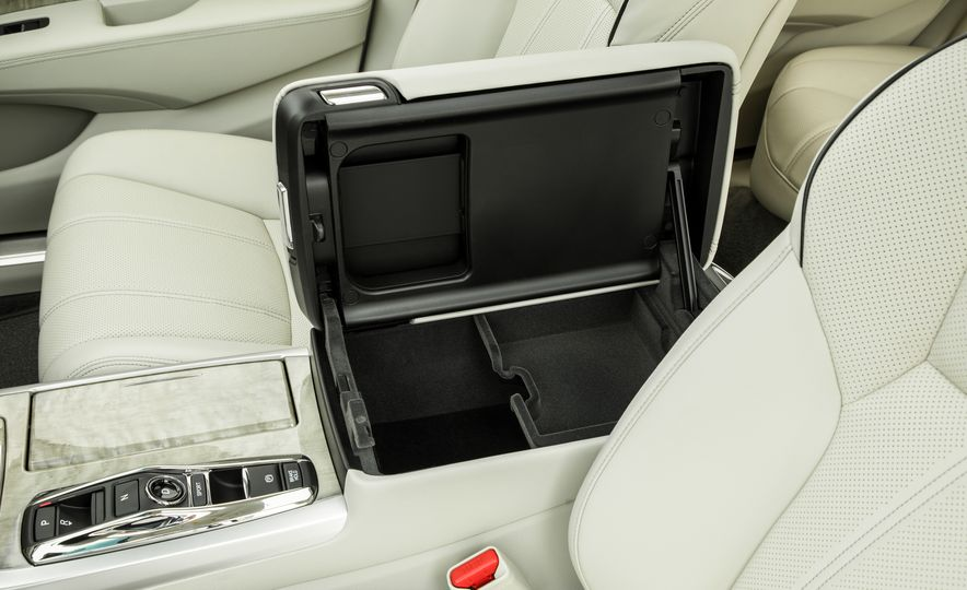 2018 Acura RLX Sport SH-AWD hybrid - Slide 59