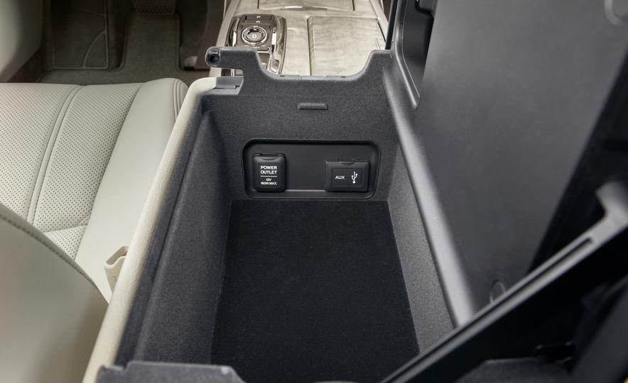 2018 Acura RLX Sport SH-AWD hybrid - Slide 60