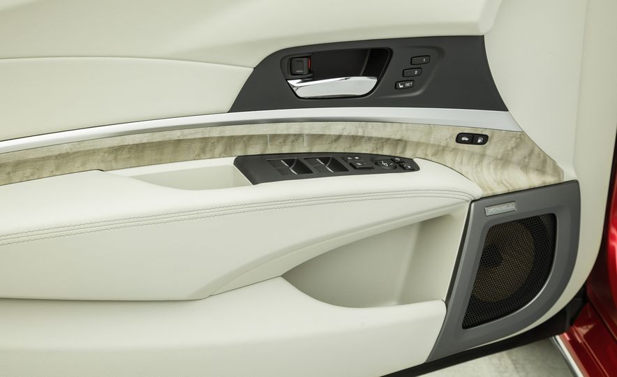 2018 Acura RLX Sport SH-AWD hybrid - Slide 61