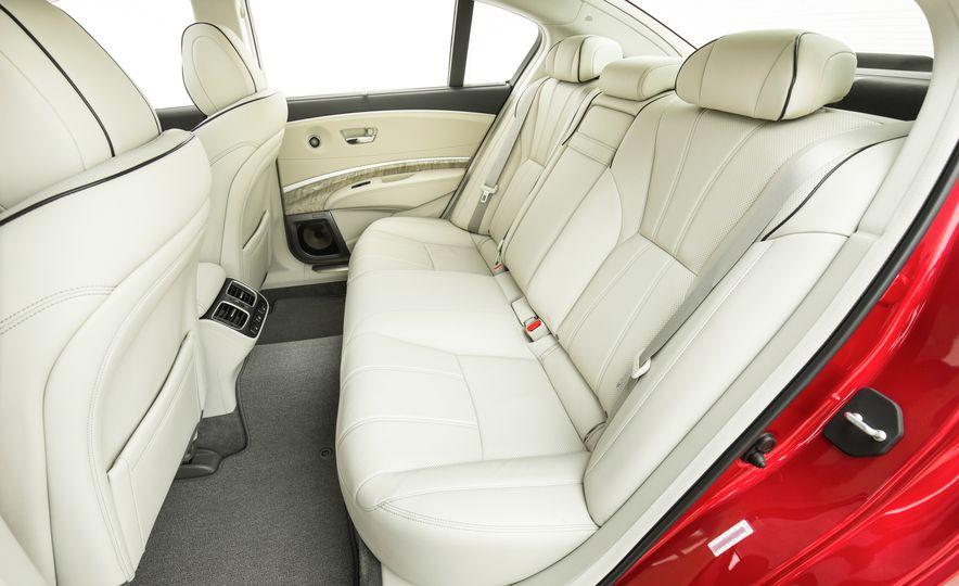 2018 Acura RLX Sport SH-AWD hybrid - Slide 65
