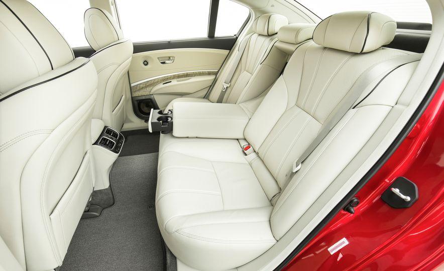 2018 Acura RLX Sport SH-AWD hybrid - Slide 66