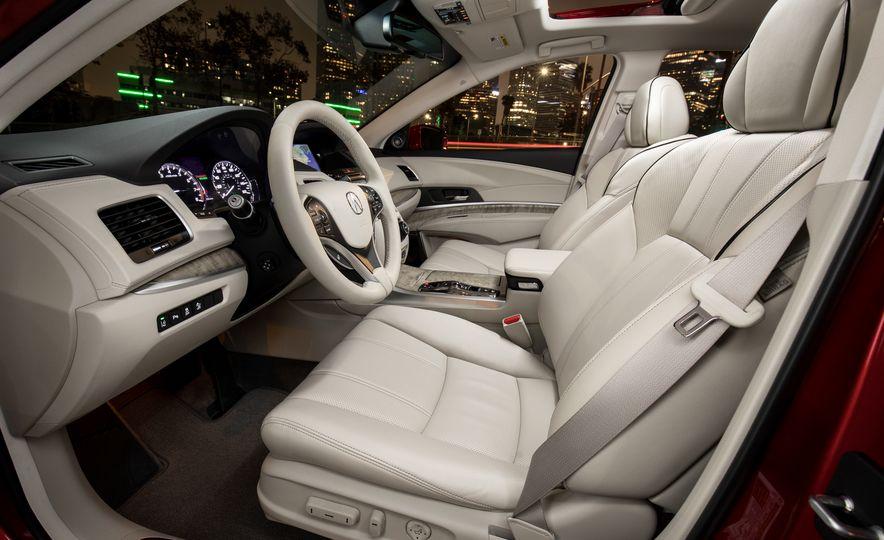 2018 Acura RLX Sport SH-AWD hybrid - Slide 67
