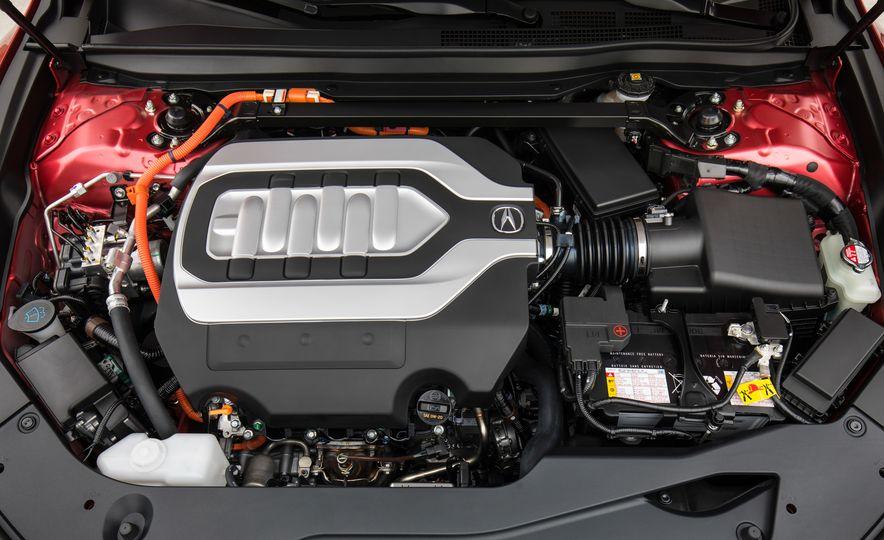 2018 Acura RLX Sport SH-AWD hybrid - Slide 69