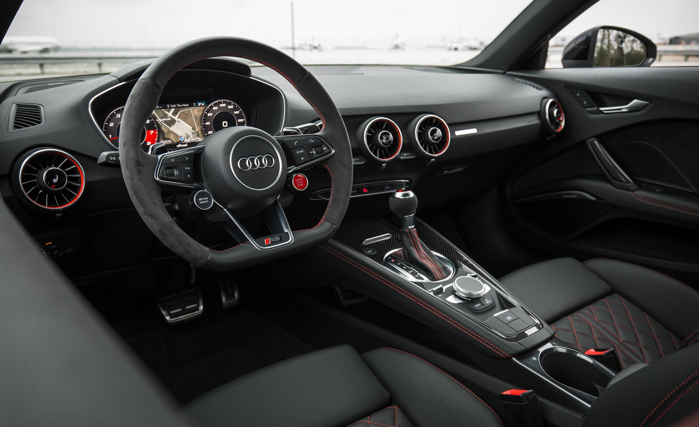 Audi TT RS Reviews | Audi TT RS Price, Photos, and Specs | Car and ...