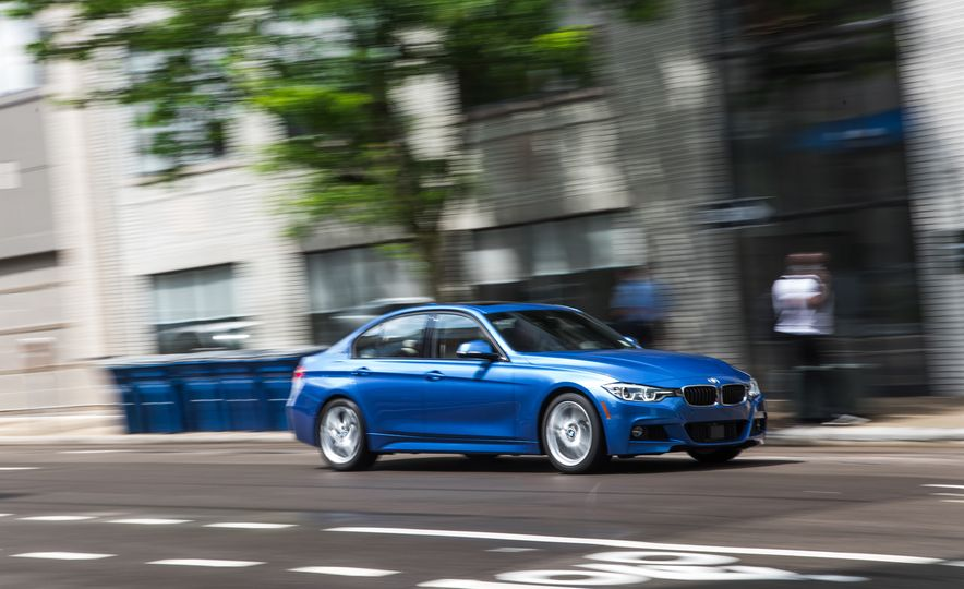 2018 BMW 3-series - Slide 48