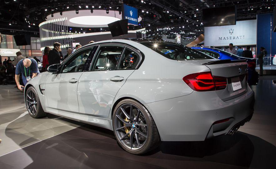 2018 BMW M3 CS - Slide 3