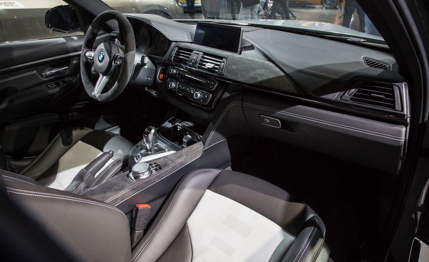 2018 BMW M3 CS - Slide 9