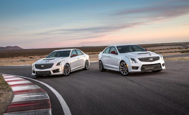 V Are the Champions! Cadillac Marks IMSA Win with Special ATS-V and CTS-V Models