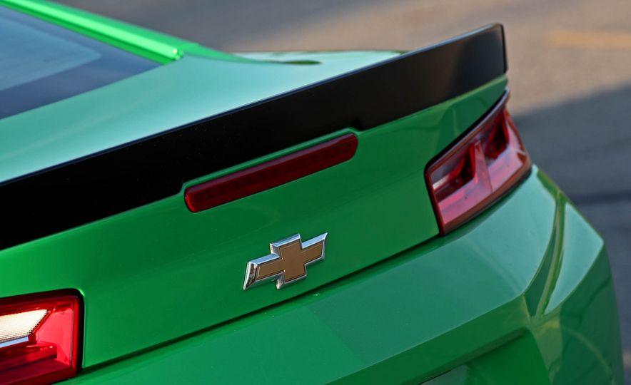 2017 Chevrolet Camaro V-6 1LE - Slide 30