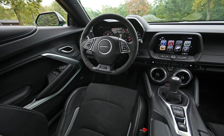 2017 Chevrolet Camaro V-6 1LE - Slide 37