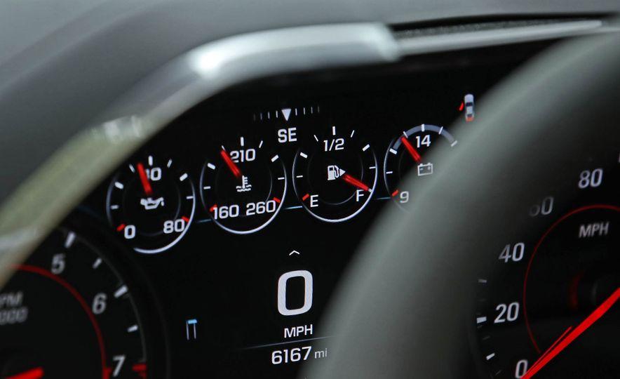 2017 Chevrolet Camaro V-6 1LE - Slide 42