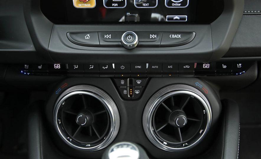2017 Chevrolet Camaro V-6 1LE - Slide 47