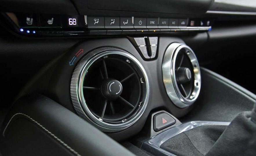 2017 Chevrolet Camaro V-6 1LE - Slide 48