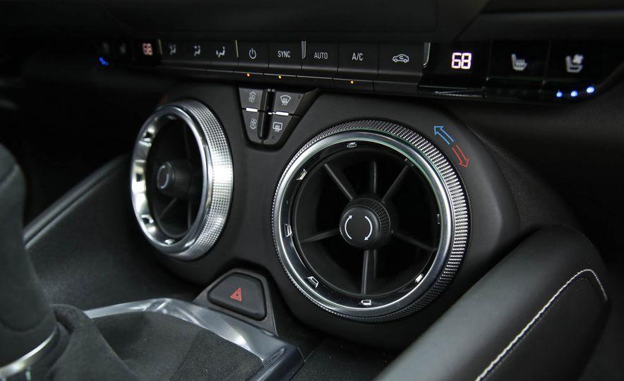 2017 Chevrolet Camaro V-6 1LE - Slide 49