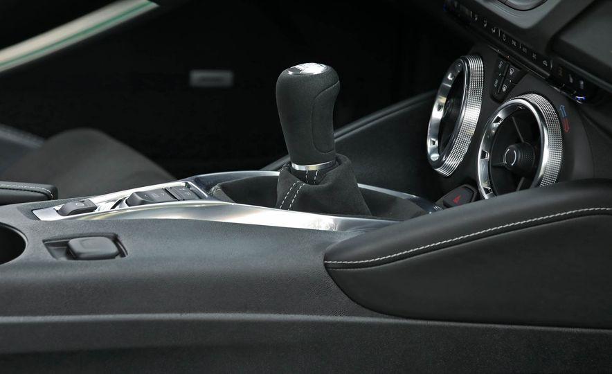 2017 Chevrolet Camaro V-6 1LE - Slide 51